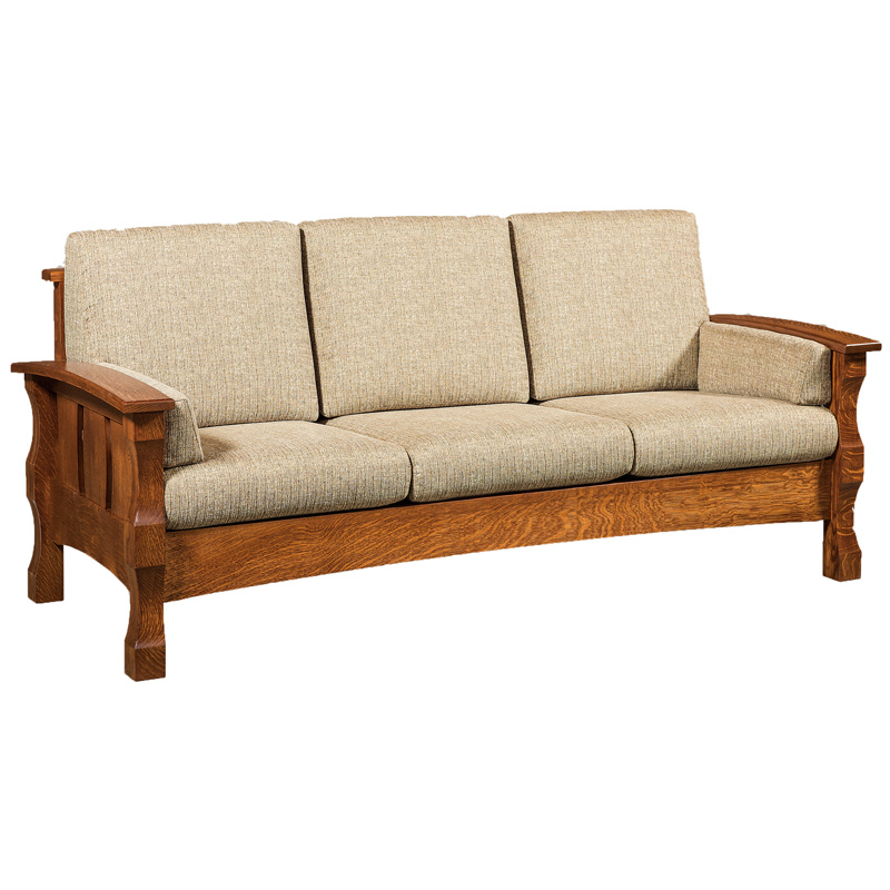 Amish Balboa Sofa | Amish Furniture | Shipshewana Furniture Co.