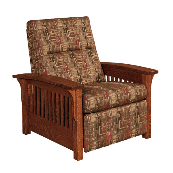 Skyline Slat Recliner