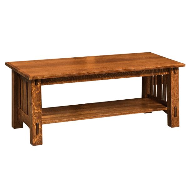 Mccoy Coffee Table 48x24 Shipshewana Furniture Co