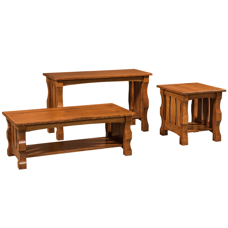 Amish Balboa Coffee Table | Amish Furniture | Shipshewana Furniture Co.