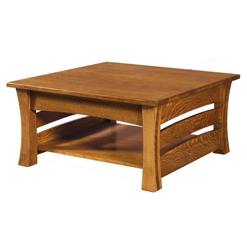 Barrington Coffee Table 40 Square Shipshewana Furniture Co