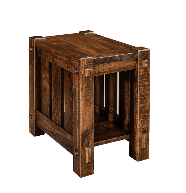 "Beaumont End Table 16""W"