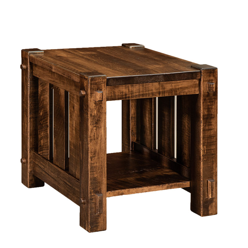 "Beaumont End Table 22""W"