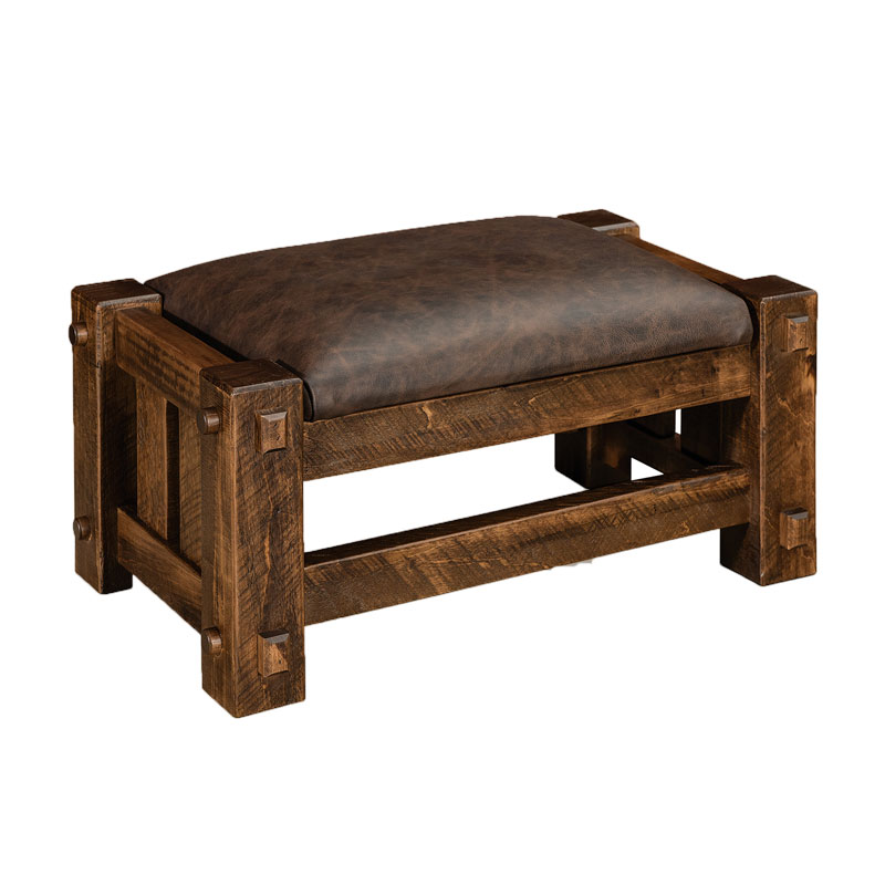 Houston Footstool