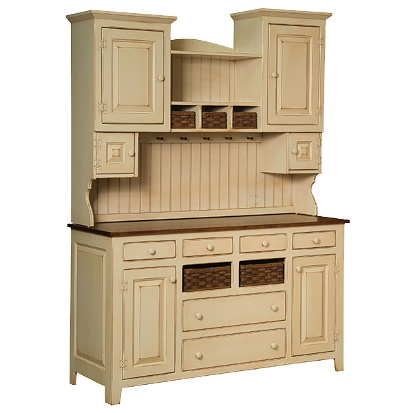 barn products pottery furniture benchwright c hutch buffet