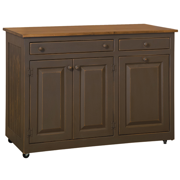 Delta Kitchen Island