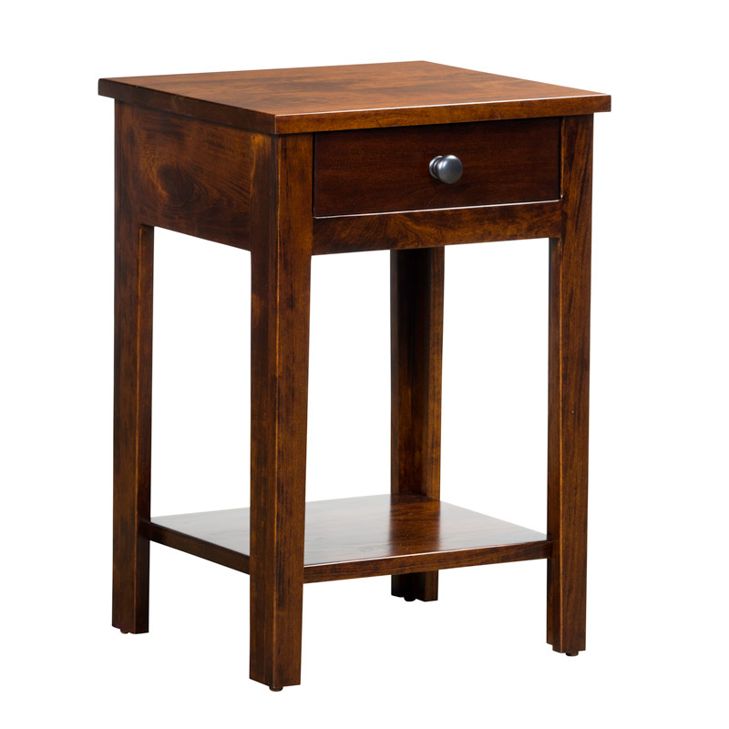End Table - Rustic Cherry
