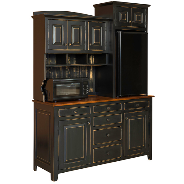 Amish Cafe Hutch | Amish Furniture | Shipshewana Furniture Co.