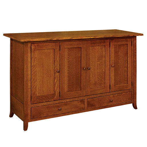 Solomon Creek Leaf Storage Cabinet