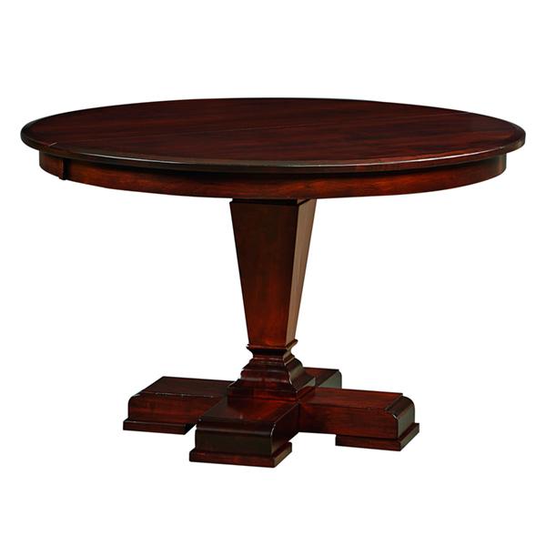 Fleming Pedestal Dining Table