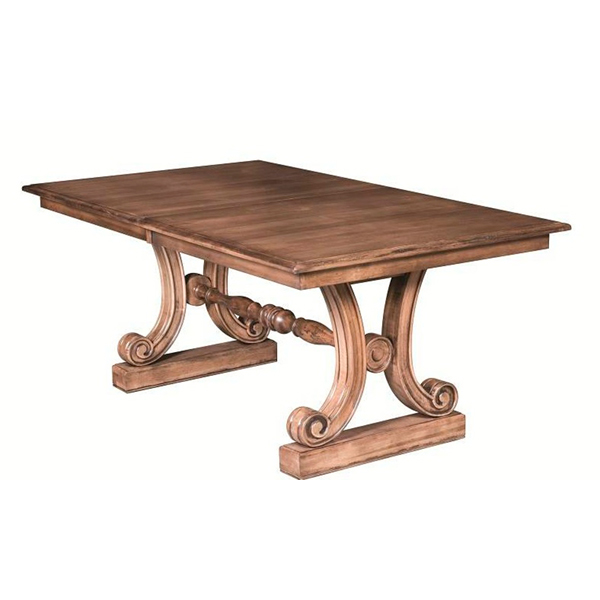 Amish Portia Dining Table | Amish Furniture | Shipshewana Furniture Co.
