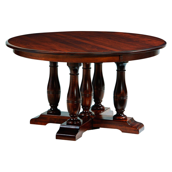 Wolcott Pedestal Dining Table