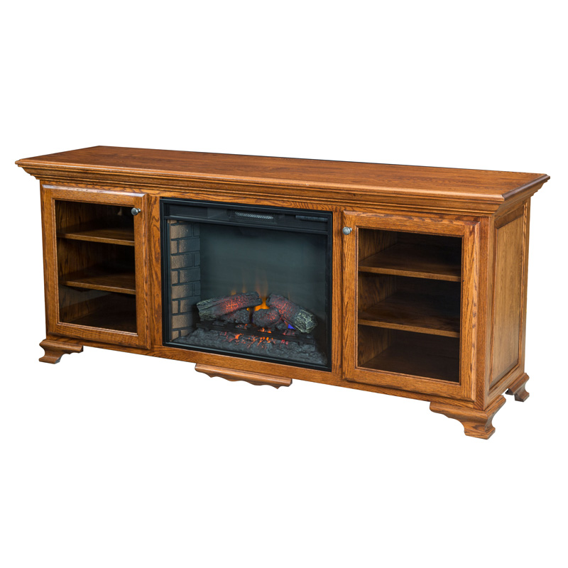 Madison Fireplace Entertainment Console