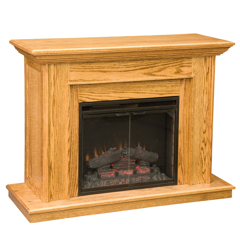 Valley Fireplace
