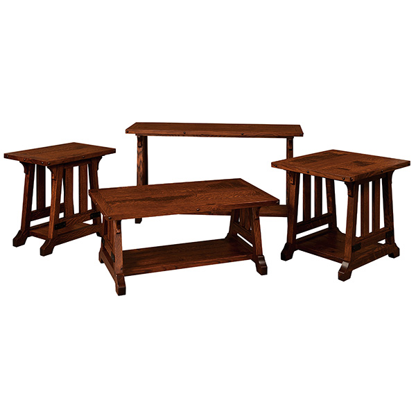 Galena Sofa Table