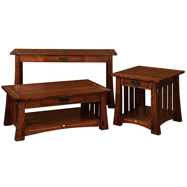 Medina Sofa Table