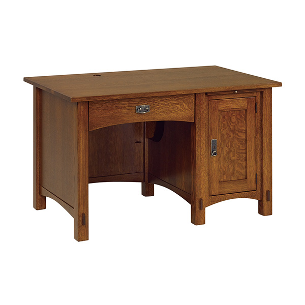 Amish Sommerland Mini Computer Desk | Amish Furniture | Shipshewana Furniture Co.
