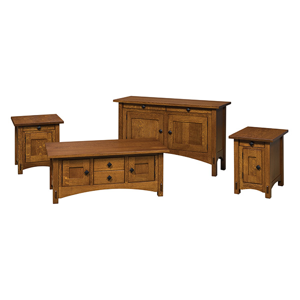 Sommerland Cabinet Sofa Table