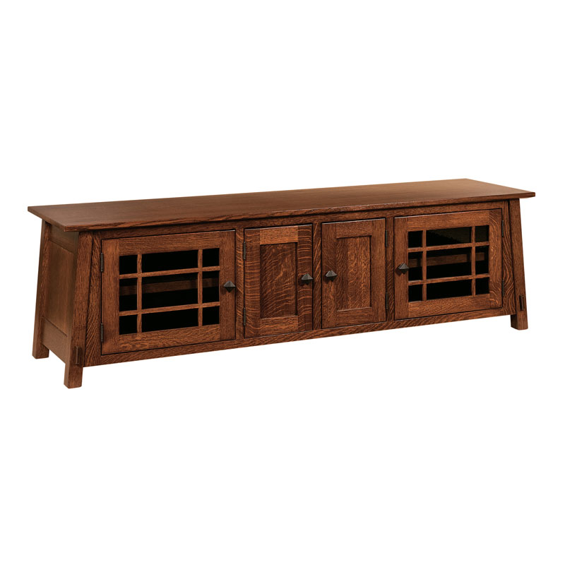 Montana TV Cabinet - 72w x 21h - no drawers