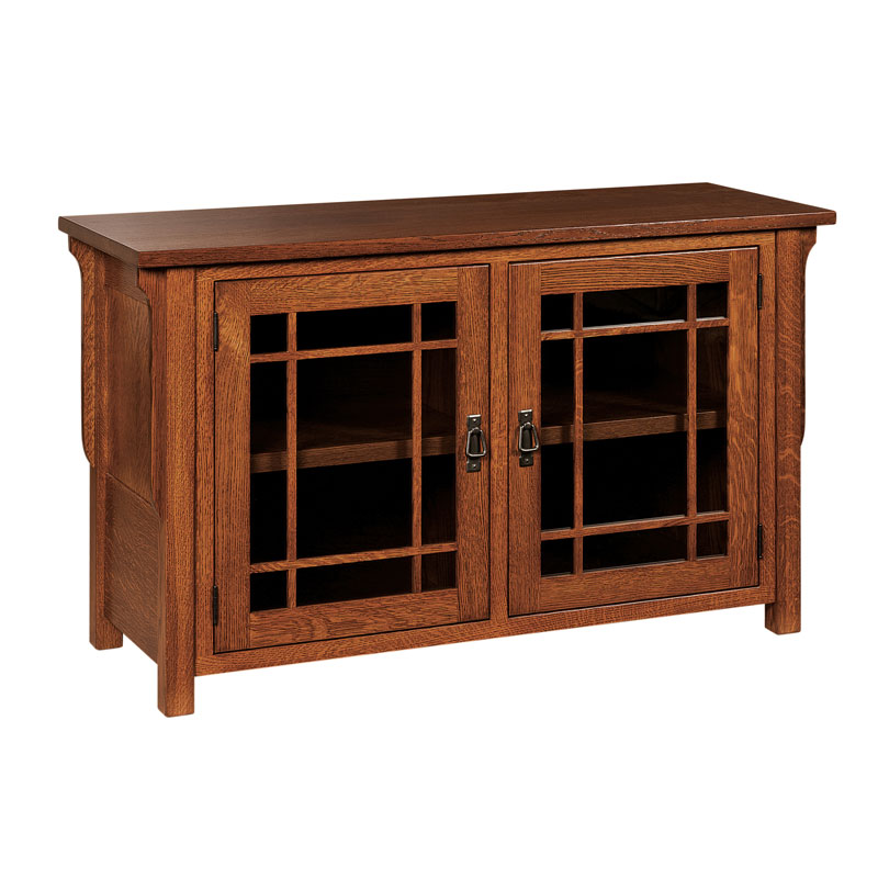 Lancaster TV Cabinet - 49w x 29h - no drawers