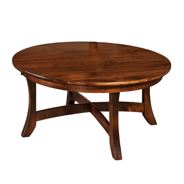 Caldera Round Coffee Table