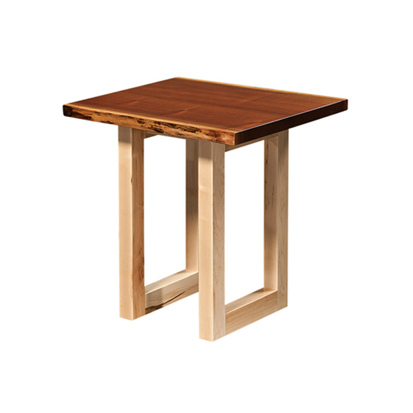 Ketcham Live Edge End Table