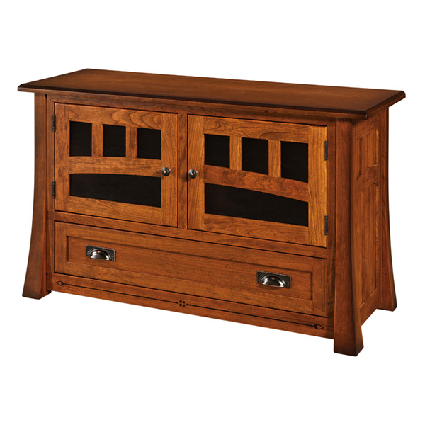Amish Bassington TV Stand 49"