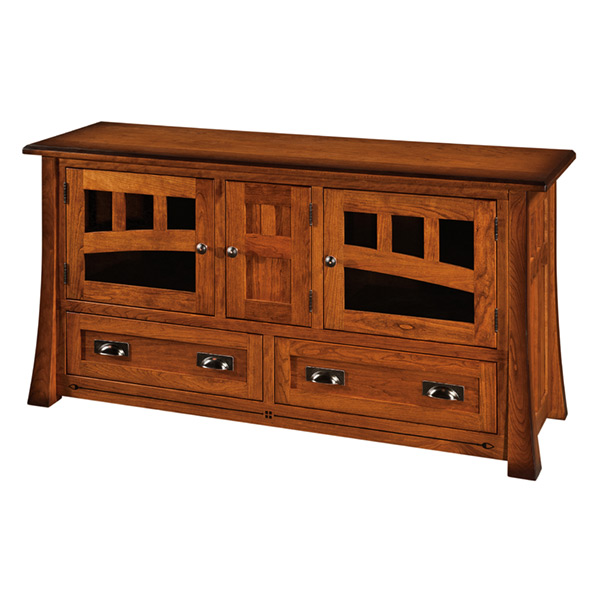 Amish Bassington TV Stand 60"
