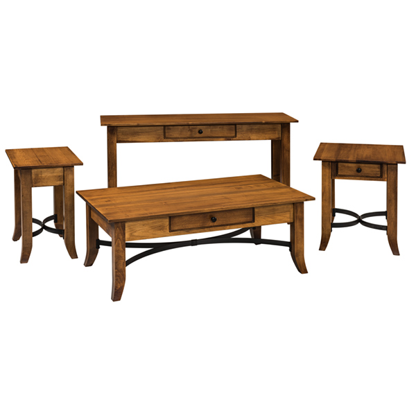 Vandalia Sofa Table