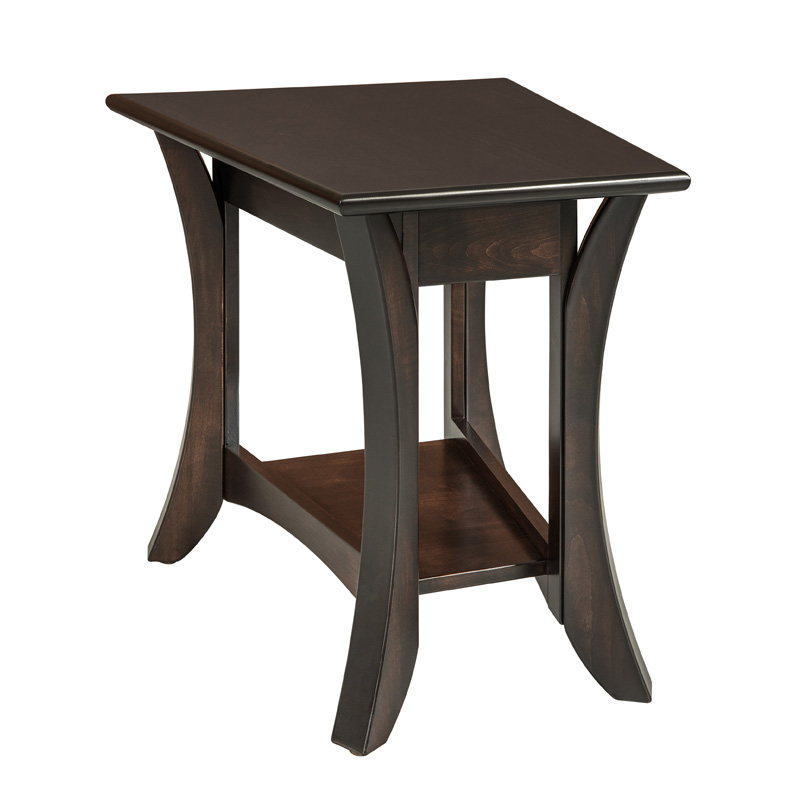 Catalina Wedge End Table
