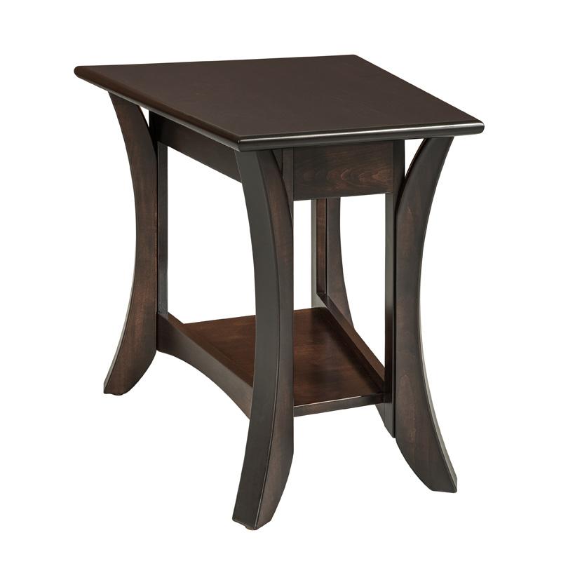 Wedge End Table With Drawer Bindu Bhatia Astrology