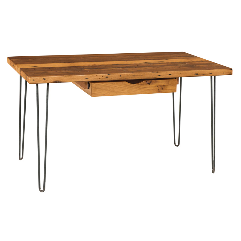 Amish Hyland Pencil Drawer Desk | Amish Furniture | Shipshewana Furniture Co.