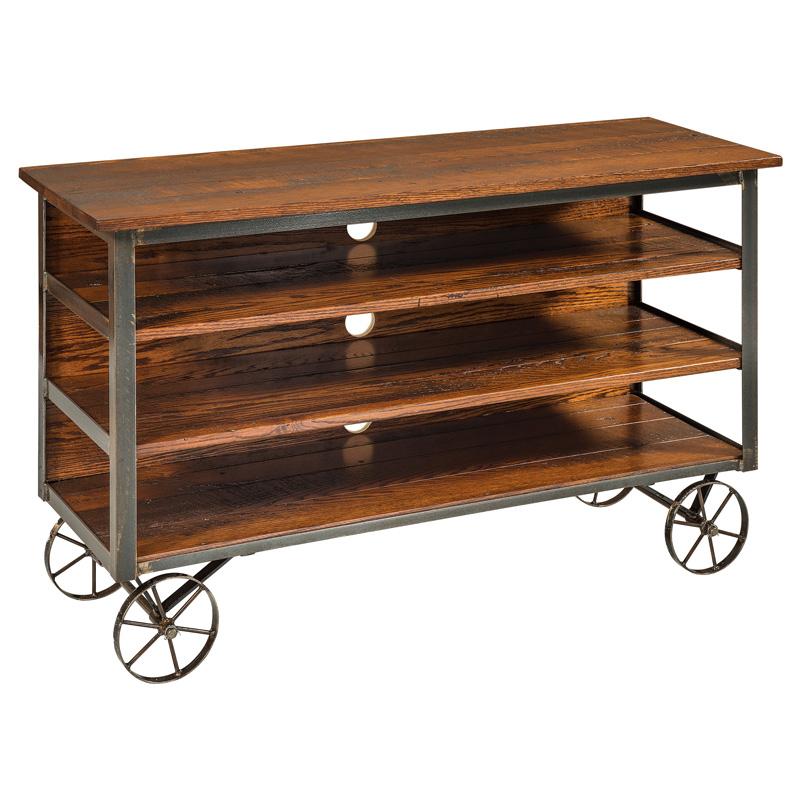 Hartman Flat Screen Tv Cabinet Shipshewana Furniture Co