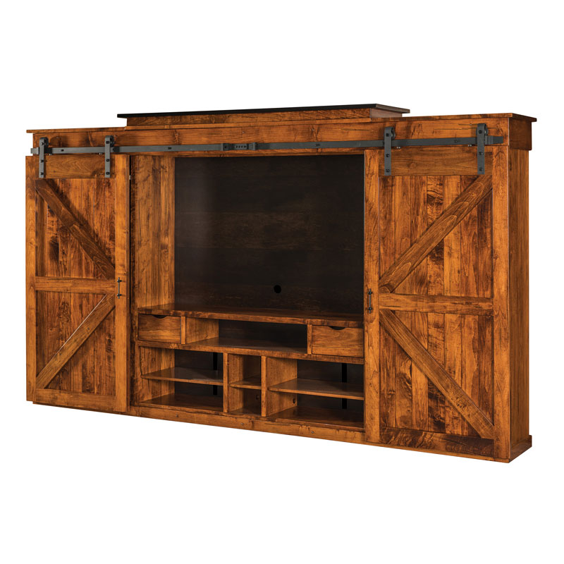 Timberline Wall Unit