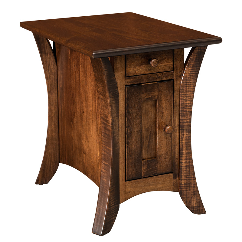 Claiborne End Table 18in W
