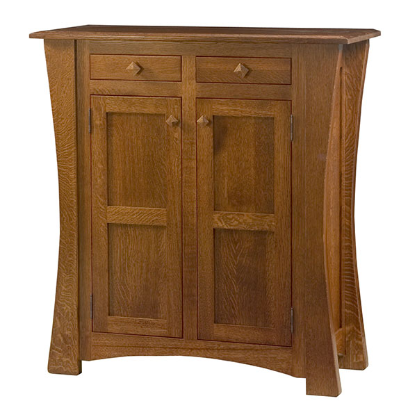 Amish Ashton Cabinet | Amish Furniture | Shipshewana Furniture Co.
