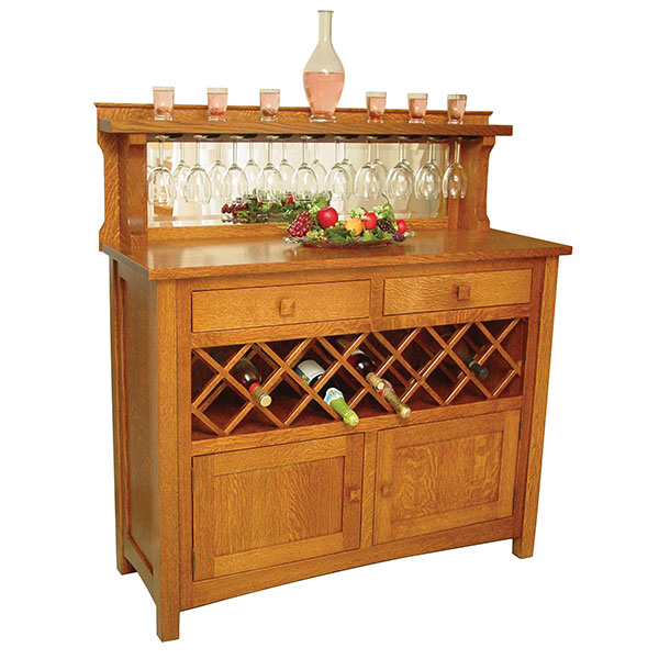 Amish Butler Buffet | Amish Furniture | Shipshewana Furniture Co.