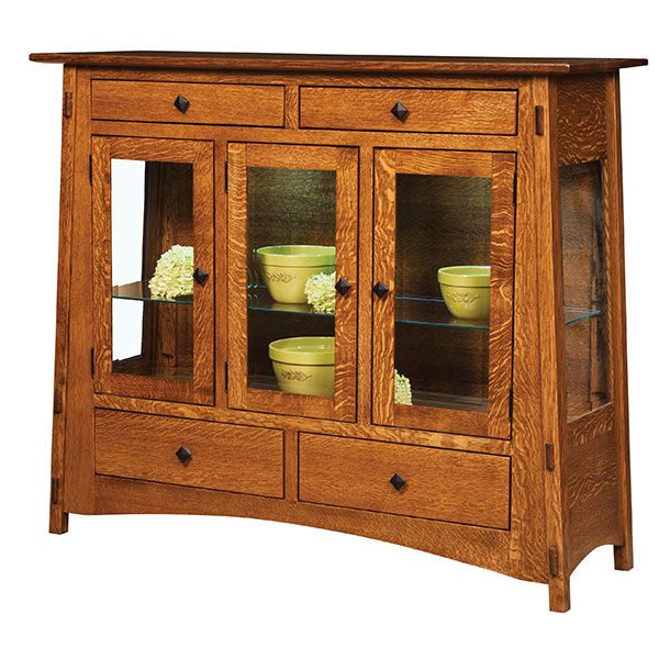 Montana High Buffet - Amish Buffets & Sideboards Furniture, Amish Buffets & Sideboardss
