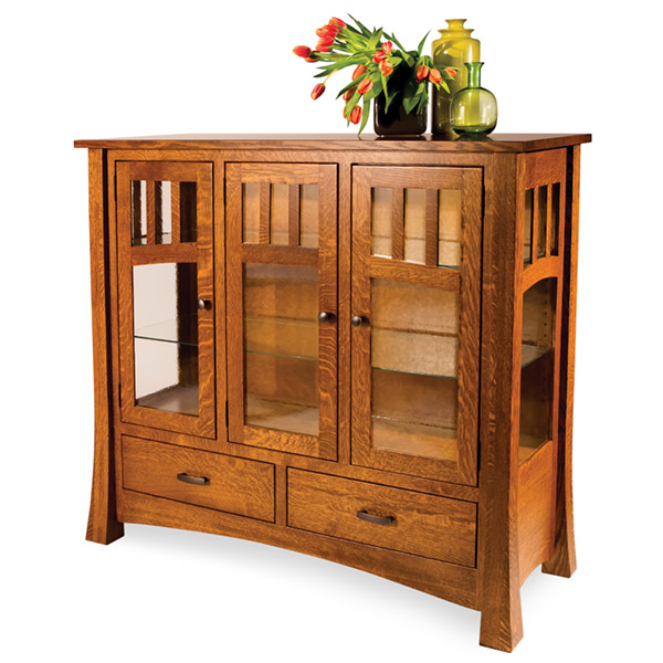 Amish Buffets  Sideboards Amish Furniture  Shipshewana
