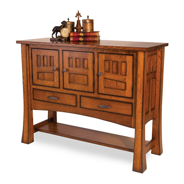 Amish Alcott Sideboard | Amish Furniture | Shipshewana Furniture Co.