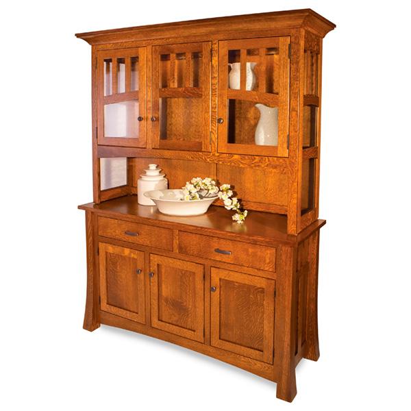 Amish Hutches Furniture, Amish Hutchess, Amish Furniture ...