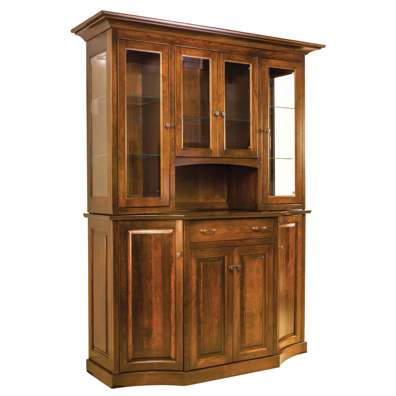Amish Kimberley Hutch | Amish Furniture | Shipshewana Furniture Co.