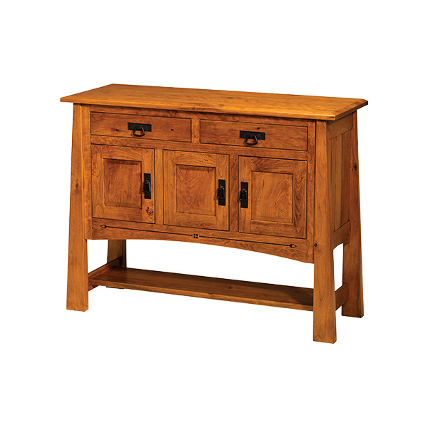 Amish Carverdale Sideboard | Amish Furniture | Shipshewana Furniture Co.