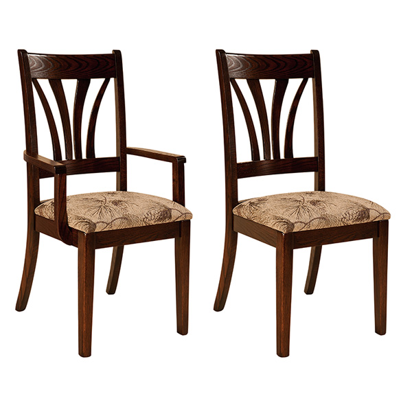 Minnesota dining chairs shipshewana furniture co
