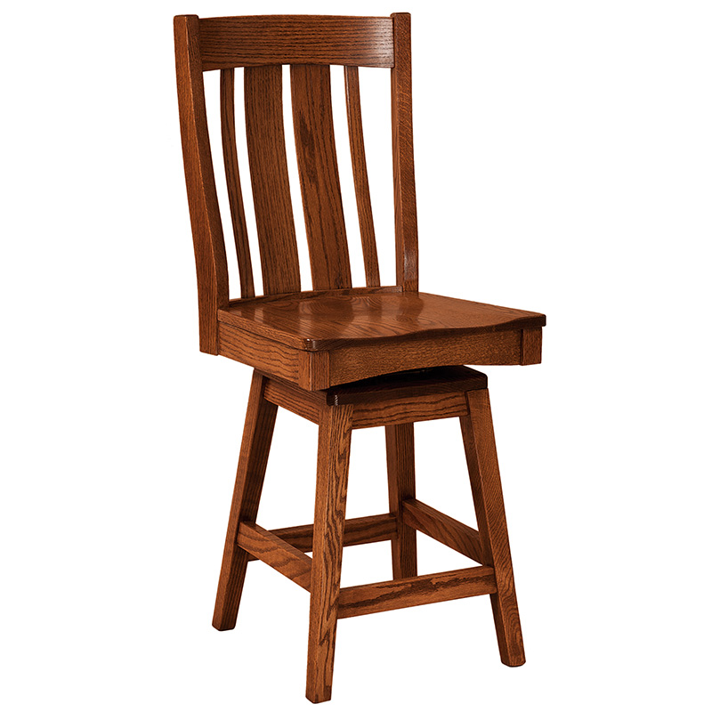 Boston Swivel Barstool