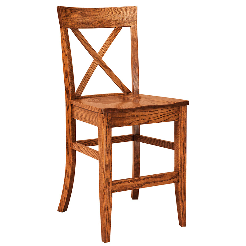 Fairbanks Stationary Bar Stool