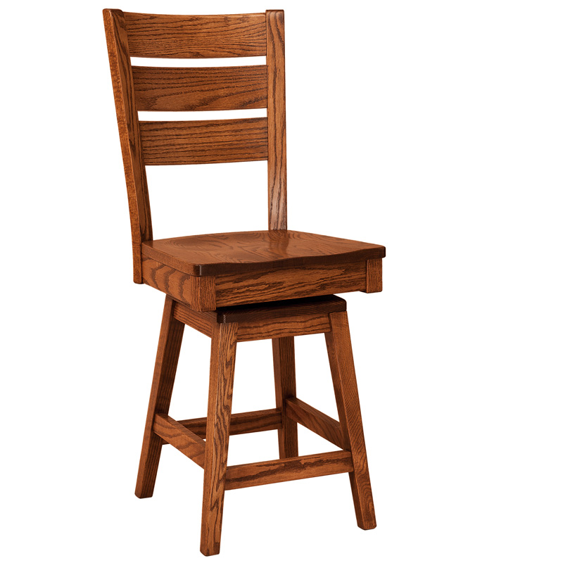 Silverwood Swivel Barstool
