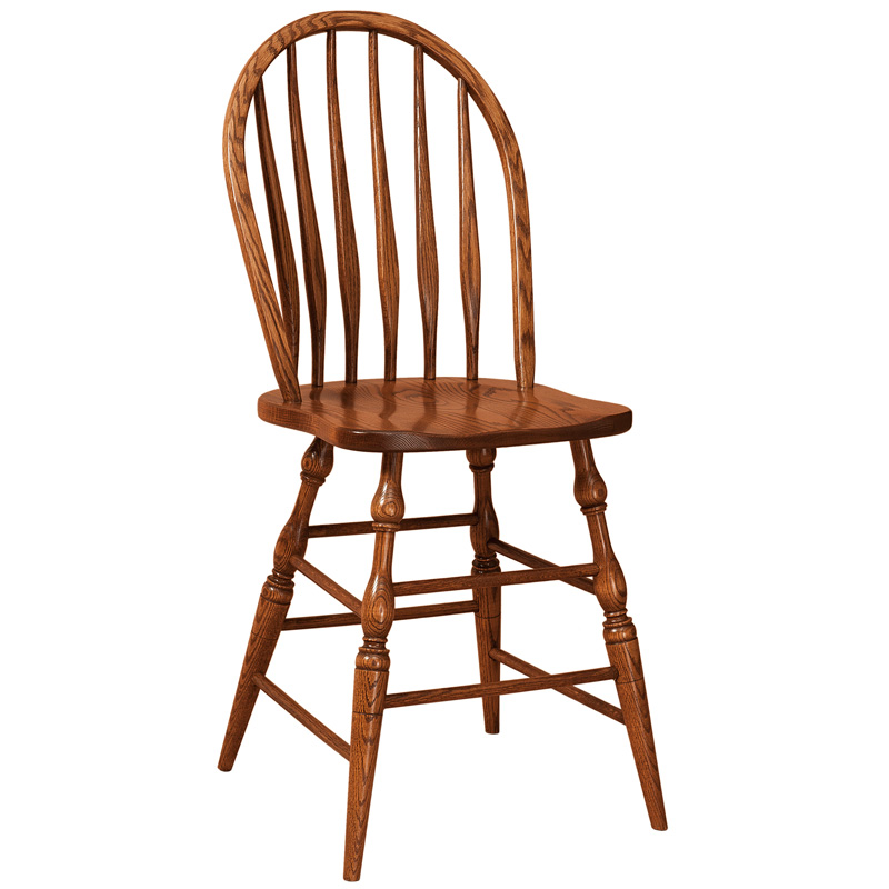 Amish Baden Bar Chair | Amish Furniture | Shipshewana Furniture Co.