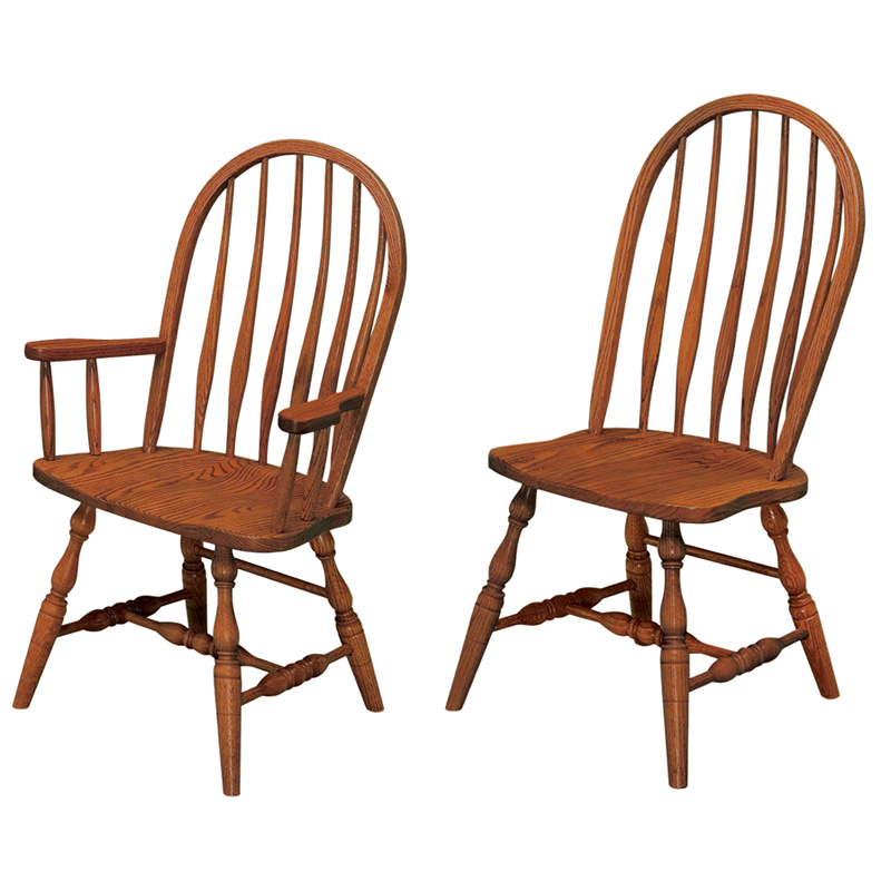 Amish Baden Dining Chairs | Amish Furniture | Shipshewana Furniture Co.