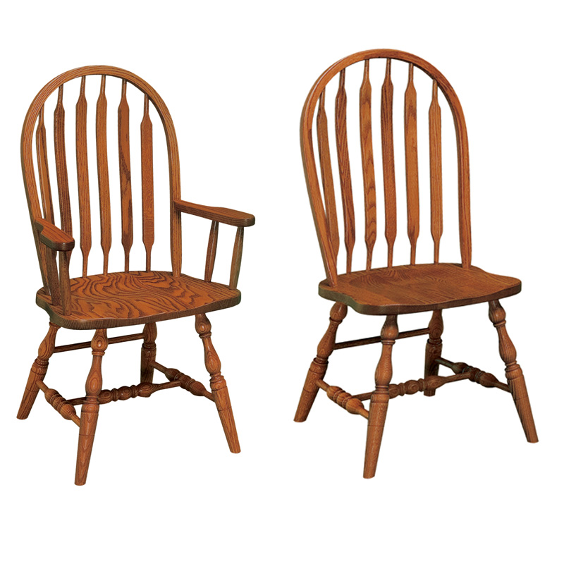 Amish Brownsville Dining Chairs | Amish Furniture | Shipshewana Furniture Co.
